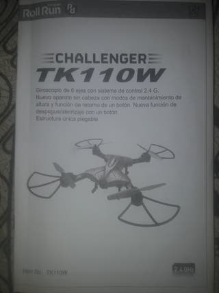 Drone TK 110 W PLEGABLE