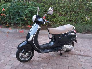 Vespa Piaggio LX 125