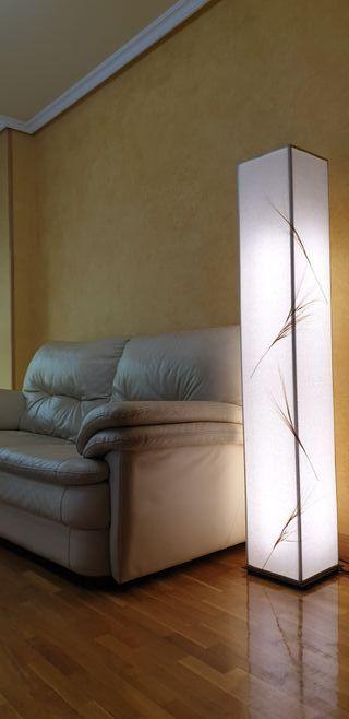 lampara vertical.