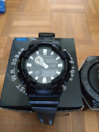 Reloj Casio G-SHOCK GAX-100B-1AER