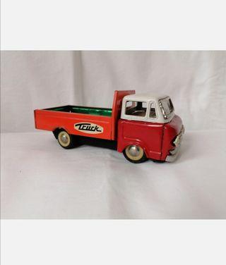 Camioneta Truck Hojalata