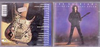 JOE SATRIANI FLYING IN A BLUE DREAM CD