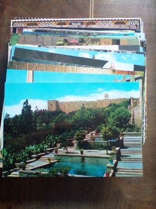 100 Postales variadas