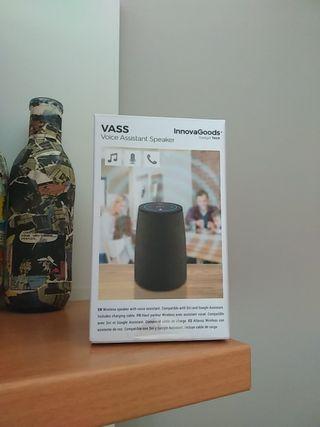 Asistente personal Vass.