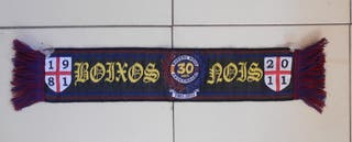 Bufandin Boixos Nois BBNN 1981 30 Aniversario