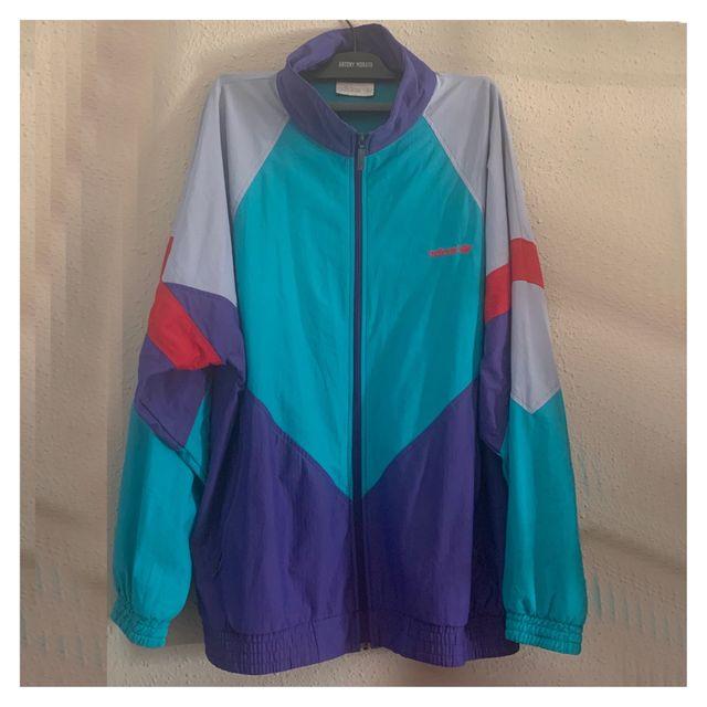 Chaqueta Crazy Colors Vintage Adidas