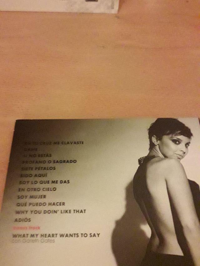 chenoa cd musica, 5 euros envios.