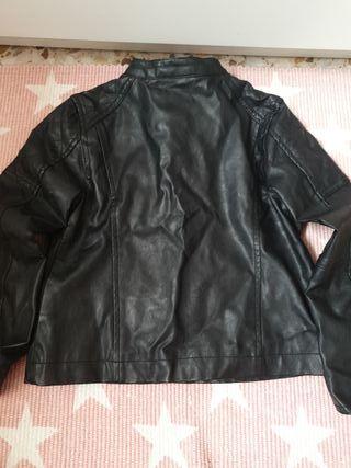 chaqueta cuero Gapkids