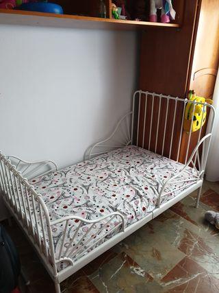 cama de niño extensible Ikea