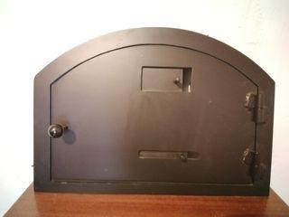 Puerta de horno y accesorios