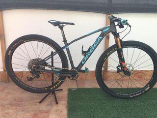 bicicleta montaña orbea talla S