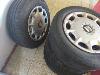 ruedas Seat León 1.9 tdi