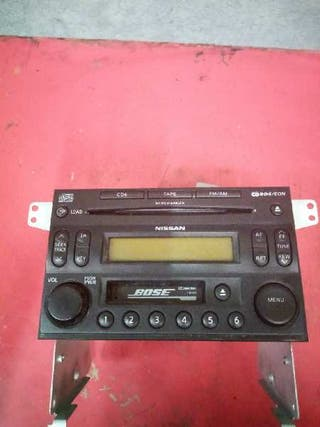 222627 Sistema audio radio cd NISSAN MURANO (Z50)
