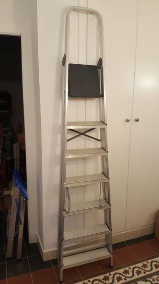 Escaleras de aluminio domésticas