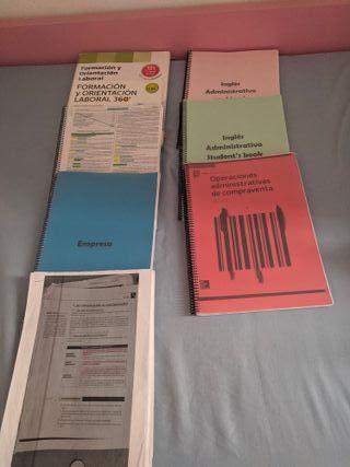Libros Grado Medio Administración