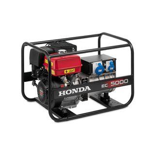GENERADOR HONDA ECONOMICO MONOFASICO EC 5000