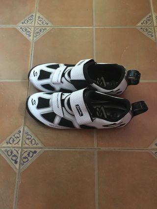 Zapatillas ciclismo/ triatlón