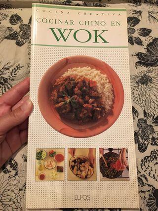 Recetas para cocinar con Wok