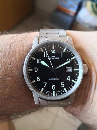FORTIS FLIEGER IMPECABLE AUTOMATICO