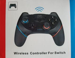 Mando inalambrico Nintendo switch