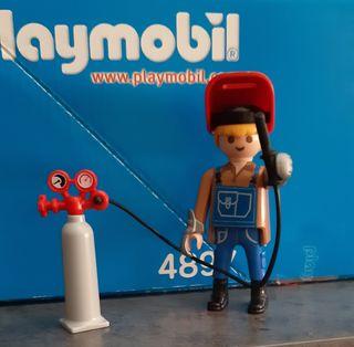 Playmobil Soldador