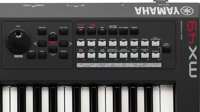 Yamaha Mx49 USB incluye funda nueva. €325 sólo hoy