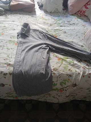 Camisa Caballero Calvin Klein.
