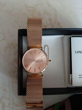 reloj oro rosa Undertake mujer