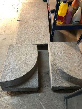 Piedras granito
