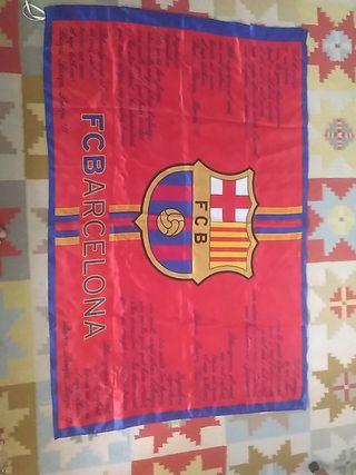 Bandera del Barça