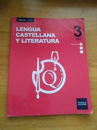 Libros Lengua Castellana y Literatura 3° ESO