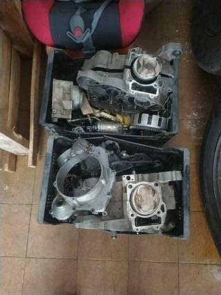 motor gas gas 400 450