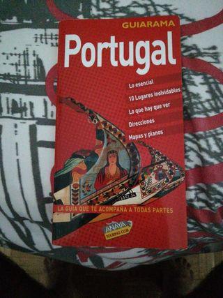 Guías de Viaje(Portugal y Lisboa)