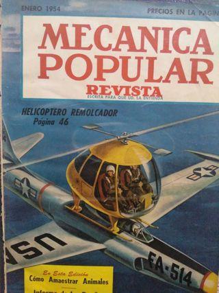 Revistas Mecánica Popular