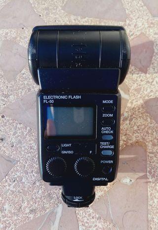Flash Olympus FL-50