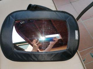 espejo retrovisor contramarcha