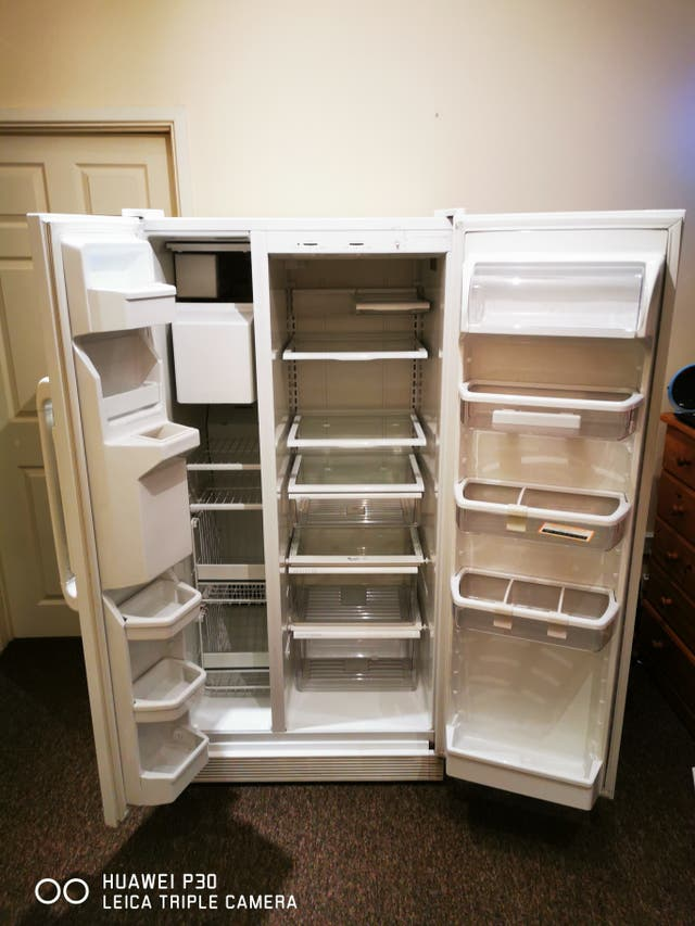 American Fridge Freezer in mint condition