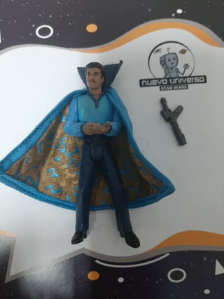 Star Wars Lando Carrisian bespin escape