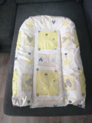 cambiador de bebés portatil