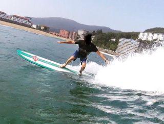 Tabla Surf Longboard