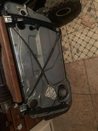 Panel seat Ibiza 6l 3p