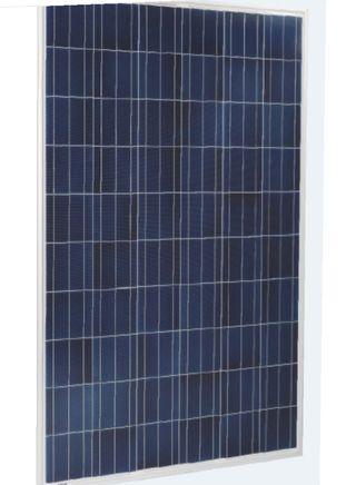 placa solar fija 260W 31V policristalina
