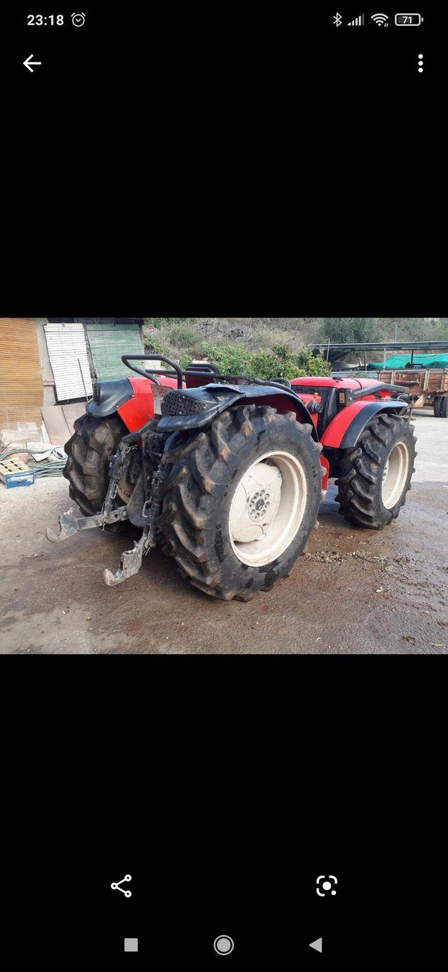 tractor Antonio Carraro Tgf 9800