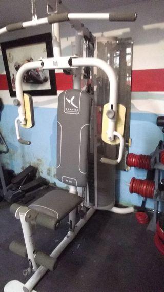 maquina musculación multifuncion 100 kilos