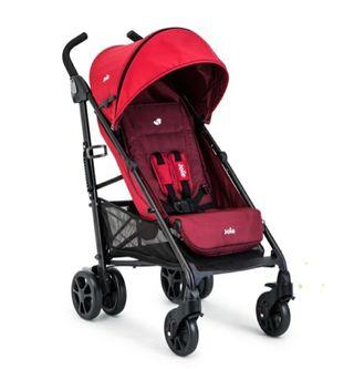 Joie Brisk Stroller- red