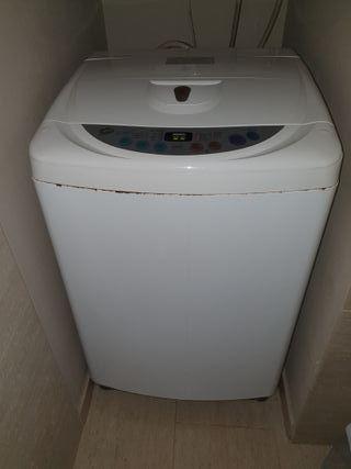 lavadora LG 8 kg carga superior
