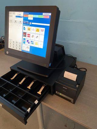 Caja registradora ultimas unidades