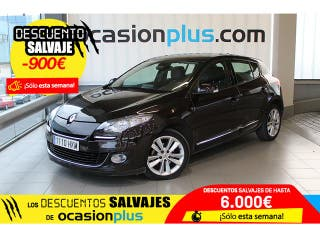 Renault Megane 2.0 Privilege CVT 103 kW (140 CV)