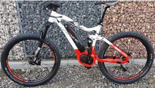 MTB HAIBIKE 6.0 SDURO. Mountain Bike Eléctrica