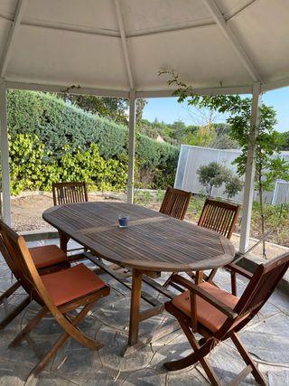 sillas jardin chiclana
